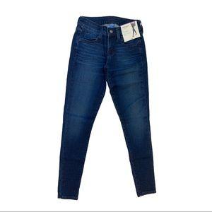 Arizona Jeans Co. Epic Jeggings in Dark wash Size